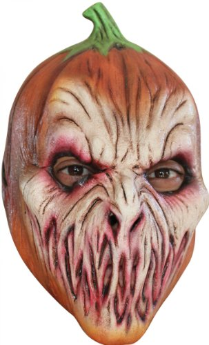 Halloween-Kürbis-Maske