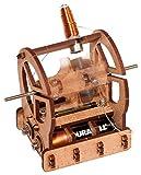 YouMake Elektromotor Bausatz / Lehrmittel / Lernspielzeug - Made in Germany! - Mit Batterien und Montagewerkzeug!