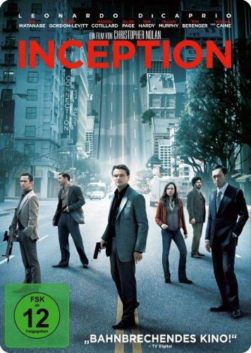 Bild von Inception Steelbook