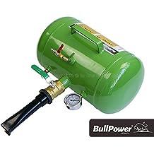 Neumáticos Booster pluma llenado ayuda inflador de neumáticos (cañón de aire ...