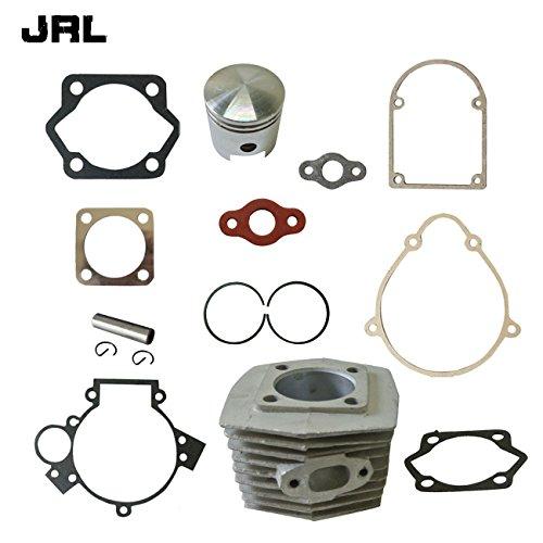 JRL 80ccm Motorrad Zylinder + Kolben + Dichtungen