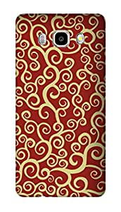 SWAG my CASE PRINTED BACK COVER FOR SAMSUNG GALAXY J7 2016 Multicolor