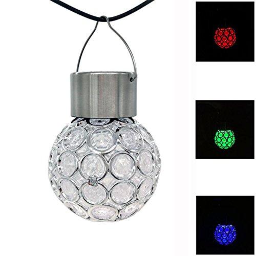 LY-LED Solarlampen Solar bunte chamäleon hängenden lichter garten dekorative lichter 4 stücke