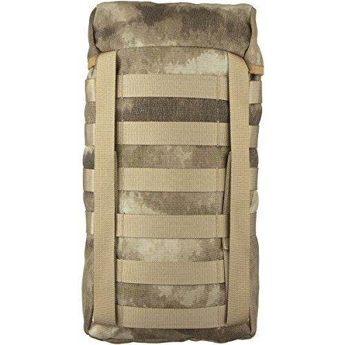 WiSPORT® RACCOON 85 Rucksack | 85 Liter | Militär | Cordura | MOLLE | Marschrucksack | Outdoor | Camping 27. Extra Bag 7.5 Liter A-Tacs AU