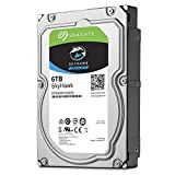 "Seagate Surveillance HDD SkyHawk 6TB 6000GB Serial ATA III internal hard drive - internal hard drives (6000 GB, Serial ATA III, 3.5"", Surveillance system, HDD, 256 MB)"