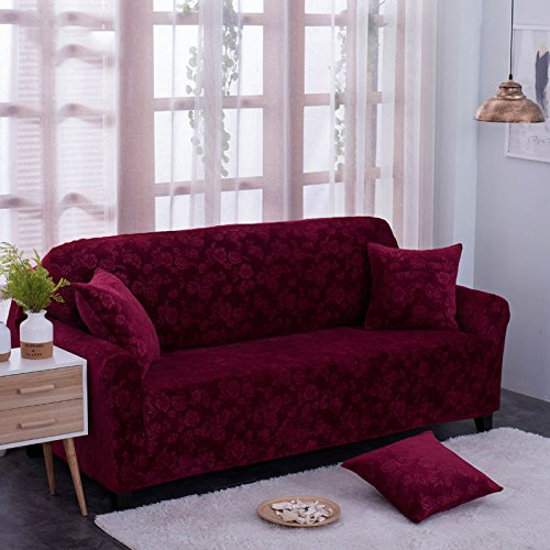 Home Textile 100% True Fleece Fabric Sofa Cover Towel European Style Soft Slip Resistant Sofa Slipcover Seat Couch Cover For Living Room Home Decor Utmost In Convenience