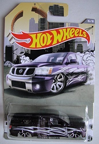 hot-wheels-2016-release-wal-mart-excluvise-nissan-titan-5-8-by-hot-wheels
