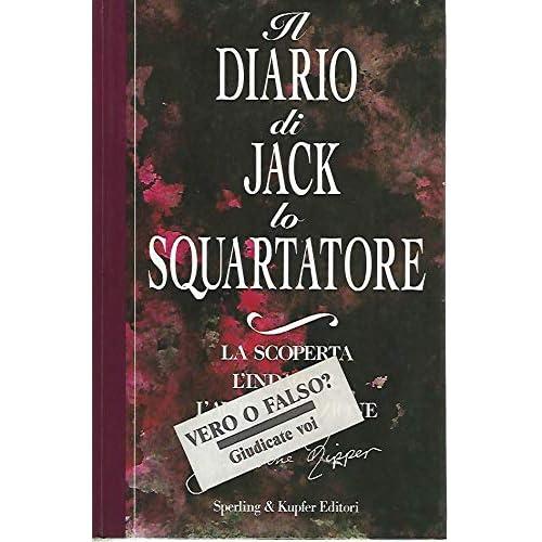 Il Diario Di Jack Lo Squartatore