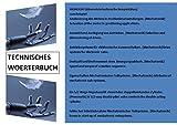 deutsch-englisch Technik-Saetze + Woerterbuch-Begriffe uebersetzen - Mechatronik goes english