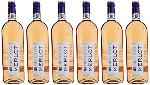 Grand Sud Merlot Rose Trocken (6 x 1 l)