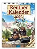Classickalender 'Rentner' 2020: 24 x 33 cm, mit aufwendiger Rückseitengestaltung