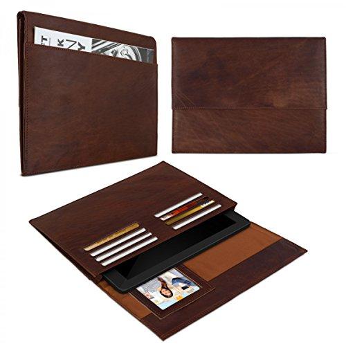 eFabrik-Schutztasche-fr-Medion-LifeTab-P9702-Hlle-kompatibles-ALDI-Tablet-97-Zoll-Ledertasche-Lederhlle-Schutz-Case-Sleeve-Folio-Leder-cognac-braun