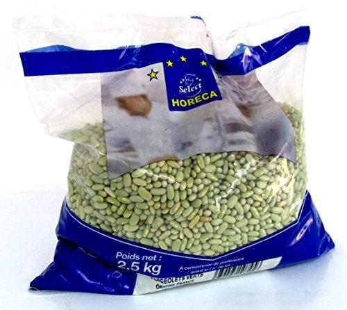 Flageolets grüne Bohnen getrocknet 2,5 kg