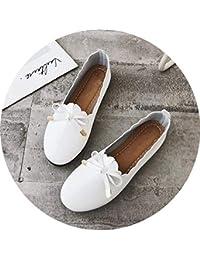 2019 Spring and Autumn - Zapatos Planos para Mujer