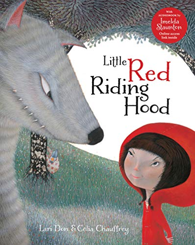 Little Red Riding Hood Womens Red Riding Hood