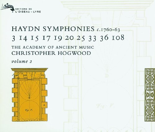 Haydn: Symphonies Vol.2 (3 CDs)
