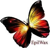 EPILWAX S.A.S Lot de 12 Roll-On de Cire Jetable Miel pour Épilation avec Roulette Grand Modèle pour les Jambes, Aisselles et le Corps - 5