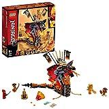 LEGO Ninjago - Colmillo de Fuego Set de construcción de Aventuras Ninja, incluye Minifiguras de...