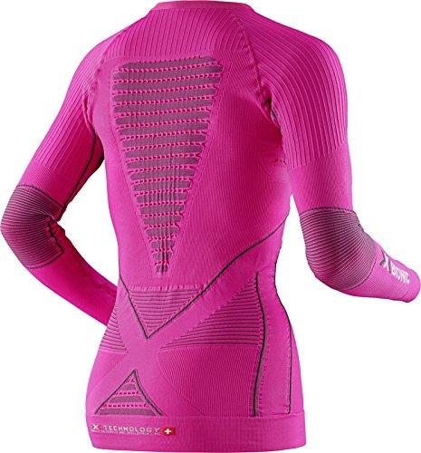5102d1f0EtL - X-Bionic Eacc.Evo Women's Base Layer Top Long-Sleeve