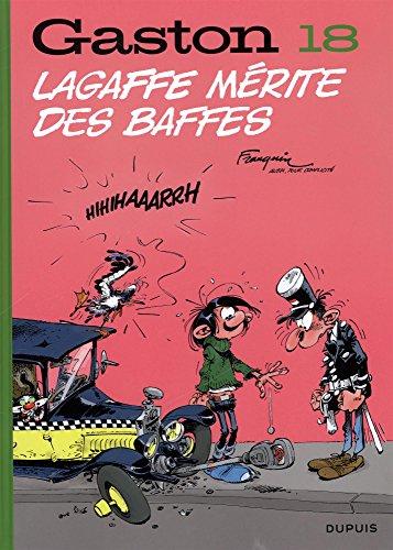 Gaston (Edition 2018) - tome 18 - Lagaffe mérite des baffes (Edition 2018) par Franquin