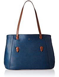 Hidesign Women's Shoulder Bag (Midnight Blue)