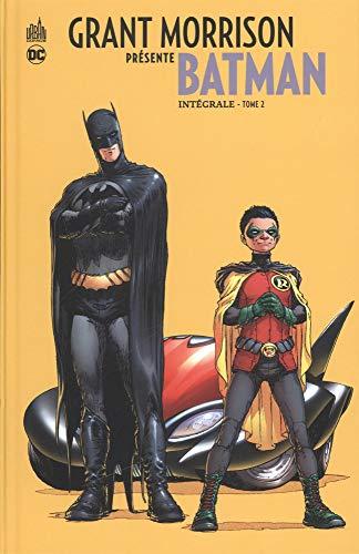 Grant Morrison présente Batman, Intégrale Tome 2 : par Collectif