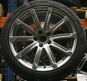 D'origine Audi TT 8J TTS Cabrio 8j0601025aj hiver Roues 18pouces comme neuf 712–C