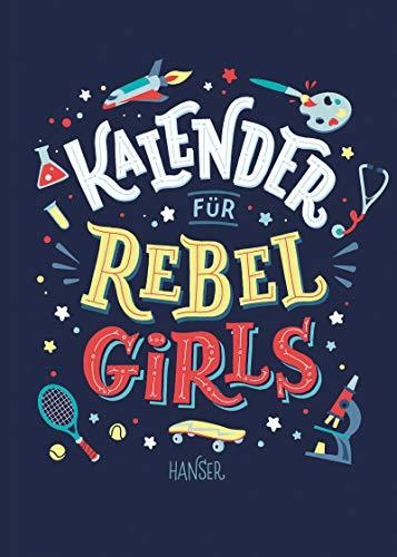 Kalender für Rebel Girls