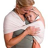 Babytuch - das Tragetuch ohne Knoten (5, Natur)