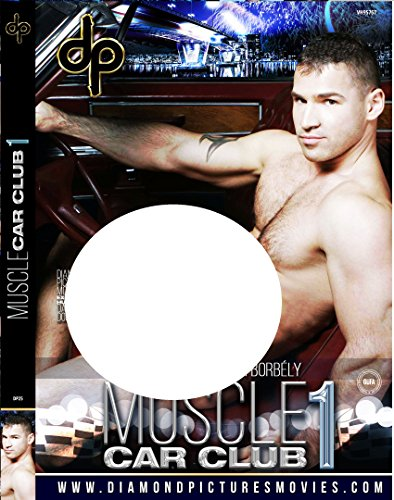 Muscle Car Club 1 (Gay - Diamond Pictures)