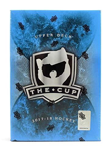 Upper Deck 2017/18 The Cup Hockey Hobby Box NHL