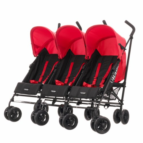 obaby-mercury-triple-stroller-black-red