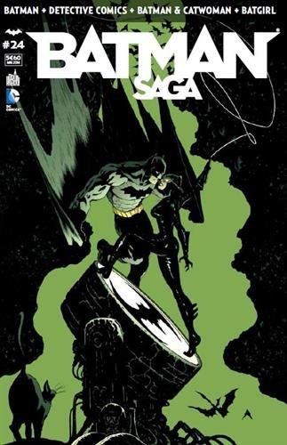 Batman Saga n 24