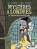 """Afficher """"Mystères à Londres n° 3 Le Trésor de captain Kidd"""""""