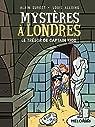 Mystères à Londres, tome 3 : Le trésor de Captain Kidd par Surget