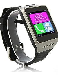 gv08Wearables reloj inteligente, Bluetooth3.0/llamadas manos libres/control de mensajes/control de los medios de comunicación/actividad