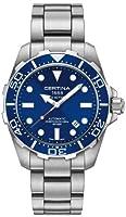 Certina C013.407.11.041.00 - Reloj de pulsera hombre, acero inoxidable, color multicolor de Certina