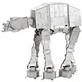 Unbekannt Fascinations Metal Earth MMS252 - 502662, Star Wars: AT-AT, Konstruktionsspielzeug, 2 Metallplatinen, ab 14 Jahren