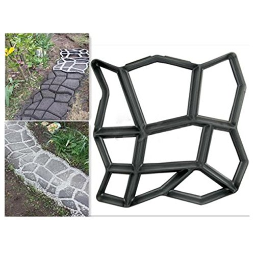 walk-maker-mould-17x17-inch-pathmate-stone-mold-paving-pavement-concrete-mould-stepping-stone-paver-