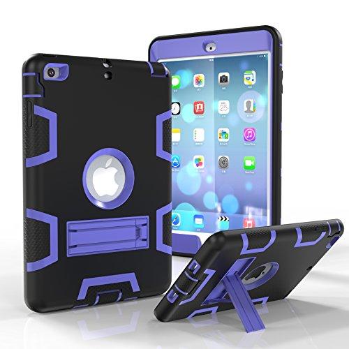 Keepahead ipad 2/ipad 3/ipad 4 Tablet-Schutzhülle, ipad 4 ipad 3 ipad 2, A-Purple, Stück: 1