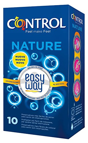 control-nature-easy-way-preservativos-pack-de-10-preservativos