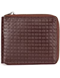 The Clownfish Urban Series Men's Wallet Faux Leather Wallets For Men With RFID Protection, Wallet For Men Leather...
