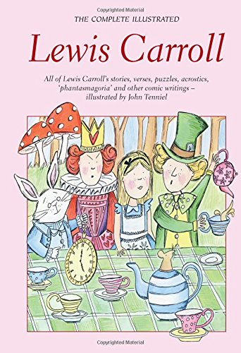 the-complete-illustrated-lewis-carroll-special-editions