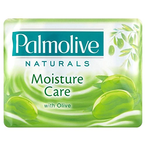 5102pobO9FL. SS500  - Palmolive Naturals Moisture Care with Olive (4x90g) - Pack of 2