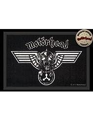 Motörhead Fussmatte Winged Warpig Fußmatte Schmutzmatte Türabstreifer Türmatte Fußabstreifer Teppich doormat
