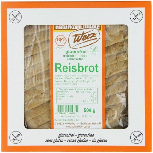 Werz Reisbrot (500g geschnitten)
