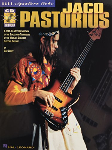 Jaco Pastorius: Bass Signature Licks