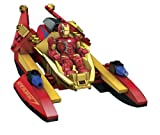 Best Mega Bloks Of Men Mega - Megabloks 91235 - Costruzioni, Iron Man 2 Jet-Boat Review