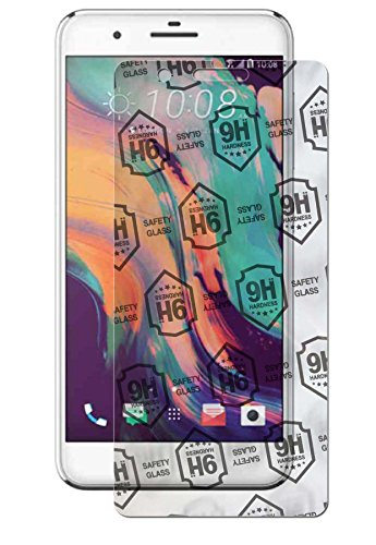 HTC One X10 - 9H Panzerfolie - Antishock Folie - Tempered Folie - Nanobeschichtet - kratzfest - Schutzfolie