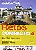 Retos compacto. Tomi A-B. Con Palabras vivas. Per la Scuola media. Con e-book. Con espansione online